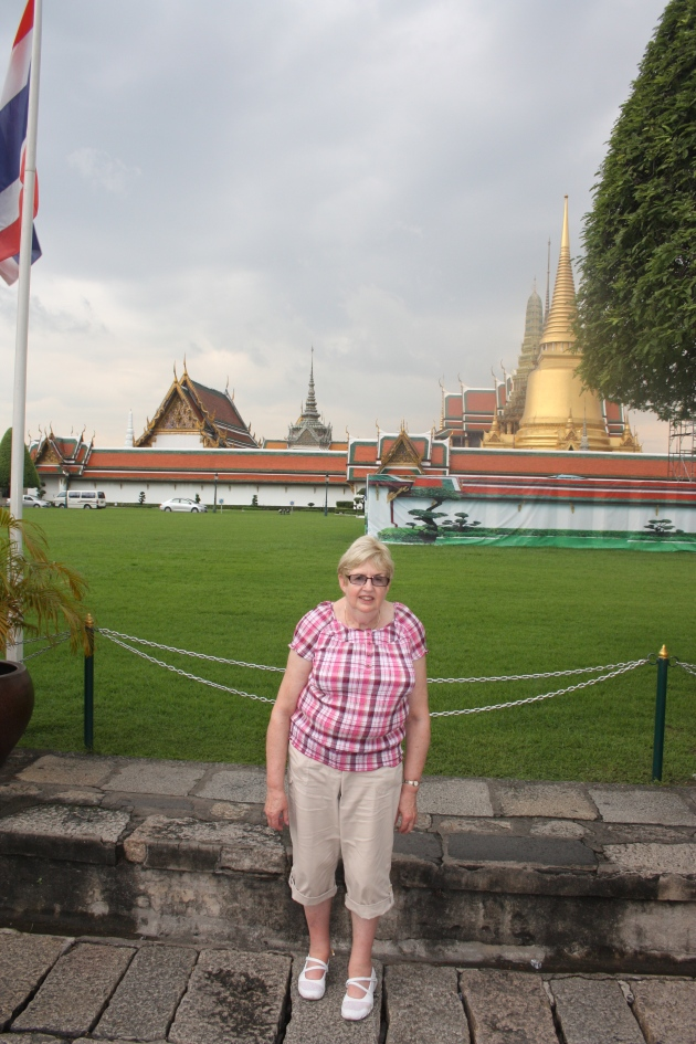 Sal at Bangkok Golden Temple
