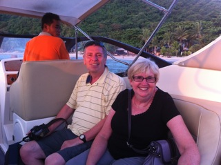 our last boat trip in SE Asia